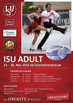 ISU Adult Oberstdorf 2012
