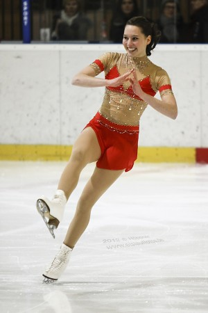 Sarah Hecken KP DM 2013