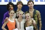 Sieger Junioren Paare NRW Trophy 2012