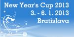 Logo Newyearscup Bratislava