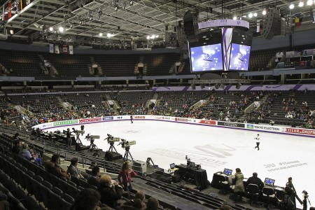Eislaufhalle London Ontario Kanada