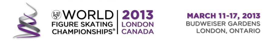 Banner World Championship 2013 London CAN