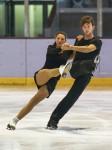 Tanja Kolbe und Stefano Caruso