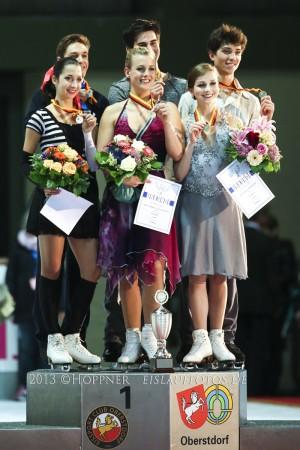 NHT 2013 Sieger Dance