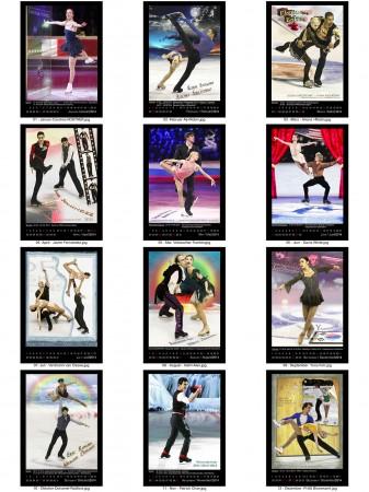 Kalenderblätter 2014