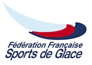 Logo Federation Francais Sports de Glace