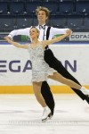 Penny COOMES , Nicholas BUCKLAND GBR SD ONT 2013 Sieger
