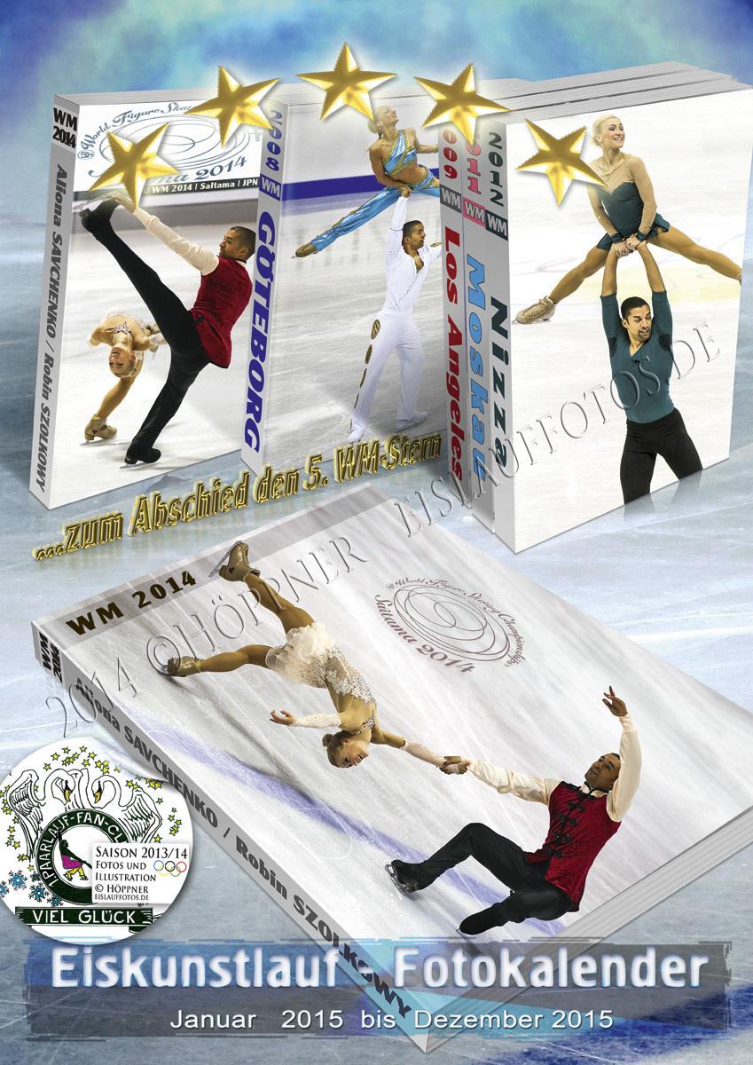 Eiskunstlauf | Kalender 2015
