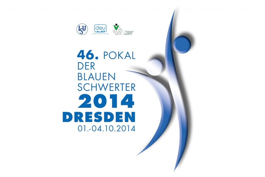 Logo JGP Dresden 2014