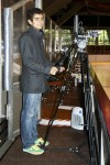 Faris Heritz an der Kamera