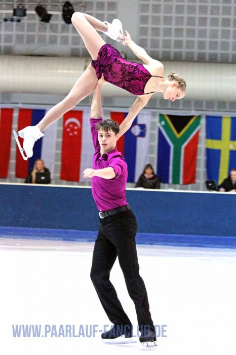Minerva Fabienne Hase & Nolan Seegert