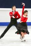 Elena ILINYKH , Ruslan ZHIGANSHIN (RUS)