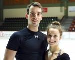 Annika Hocke (BER) & Ruben Blommaert (BAY)