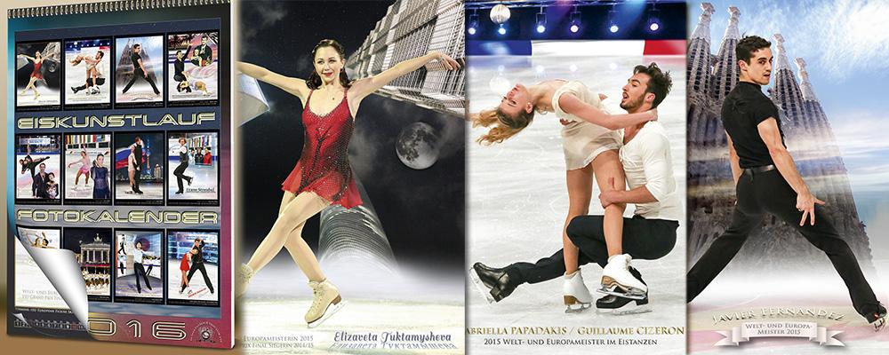 Eiskunstlaufkalender 2016