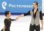 Ksenia STOLBOVA-Fedor KLIMOV (RUS)