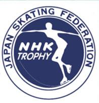 NHK Trophy 27 - 29 Nov 2015  Nagano Japan