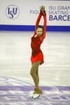 Damen: Polina TSURSKAYA (RUS) 66.69