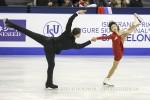 2SP Yuko KAVAGUTI , Alexander SMIRNOV (RUS) 73.64