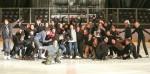 Skate 'n Smile – die Show: Gruppenbild Showteilnehmer