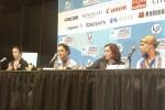 Pressekonferenz Damen