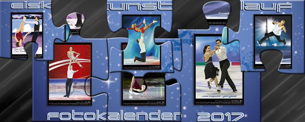 Eiskunstlauf-Kalender 2017