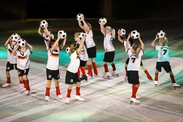 Frauenfußball, 3. Klasse