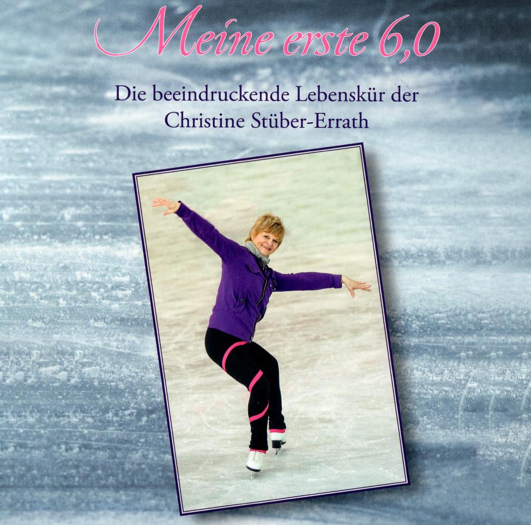 1. Paarlauf Fanclub6,0 für Christine Stüber-Errath !