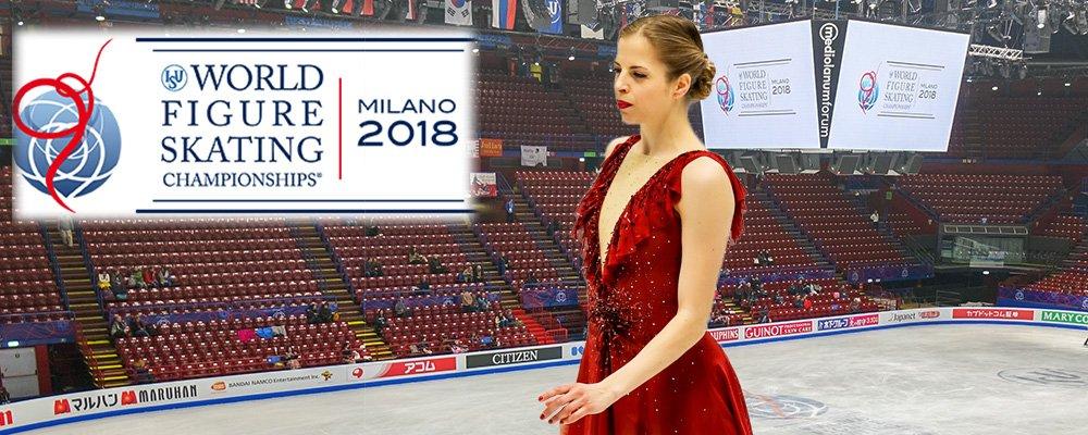 Weltmeisterschaften Mailand 2018