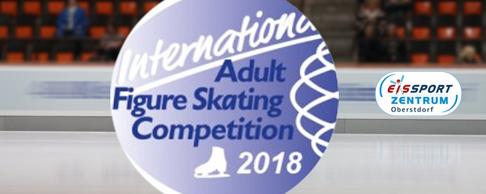 ISU Adult Wettbewerb Oberstdorf 2018