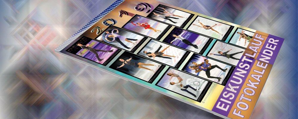 Eiskunstlauf-Fotokalender 2019