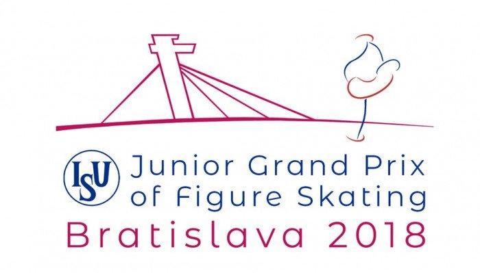 junior grand prix bratislava 2018