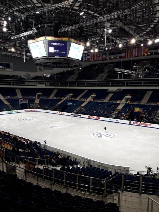 Minsk-Arena, die größte Multifunktions-Arena ihrer Art in Europa