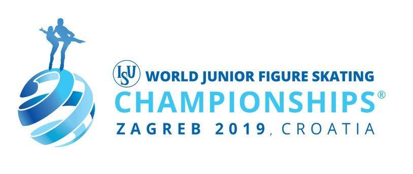 ISU Juniorenweltmeisterschaften 2019 Zagreb/Kroatien