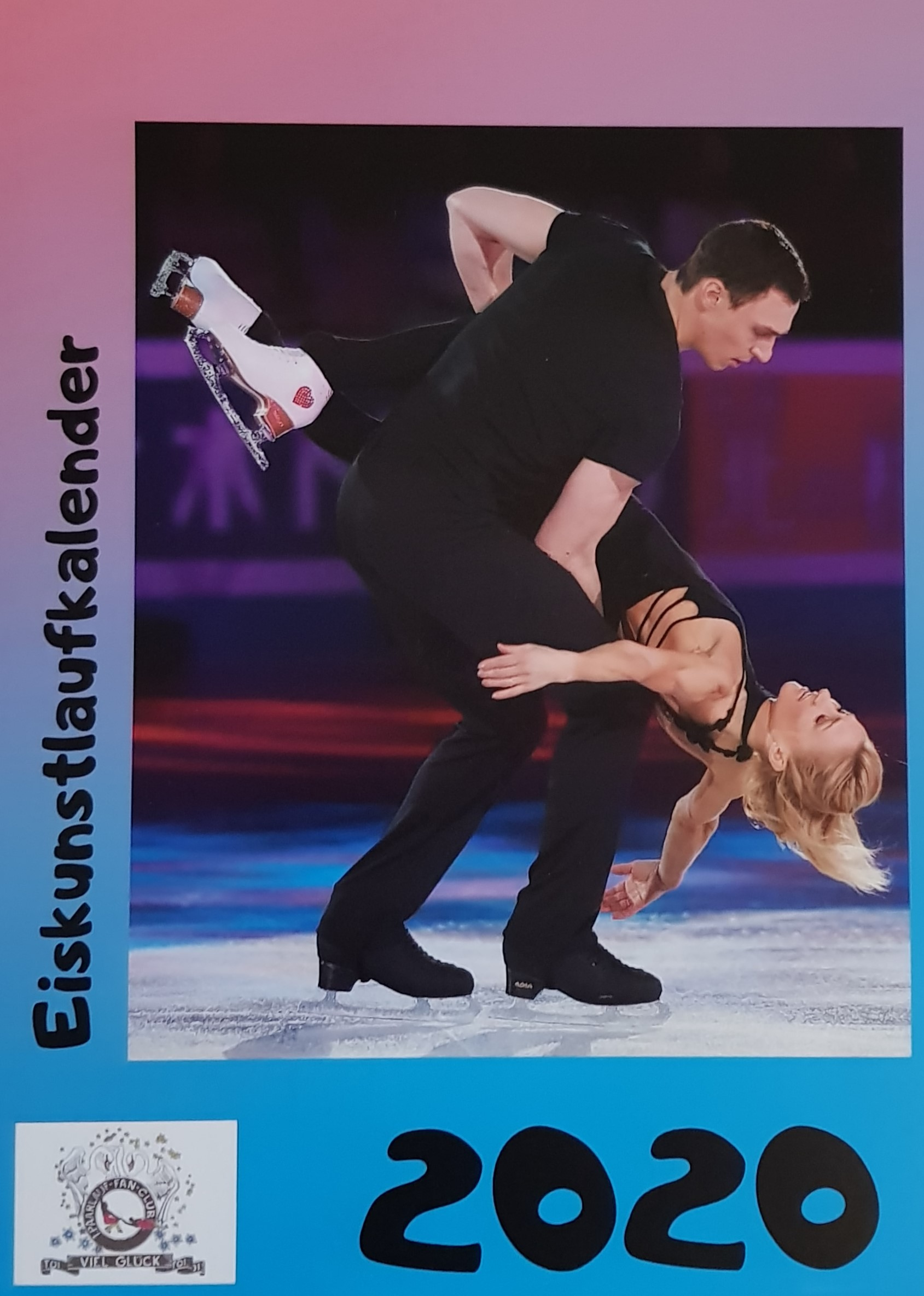 Eiskunstlaufkalender 2020