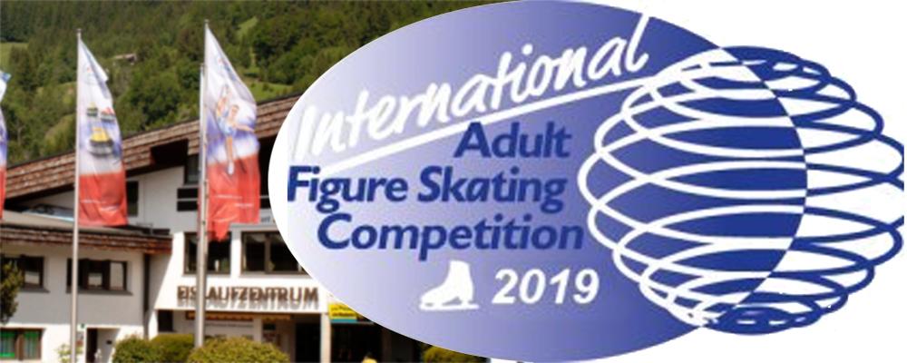ISU Adult Wettbewerb Oberstdorf 2019