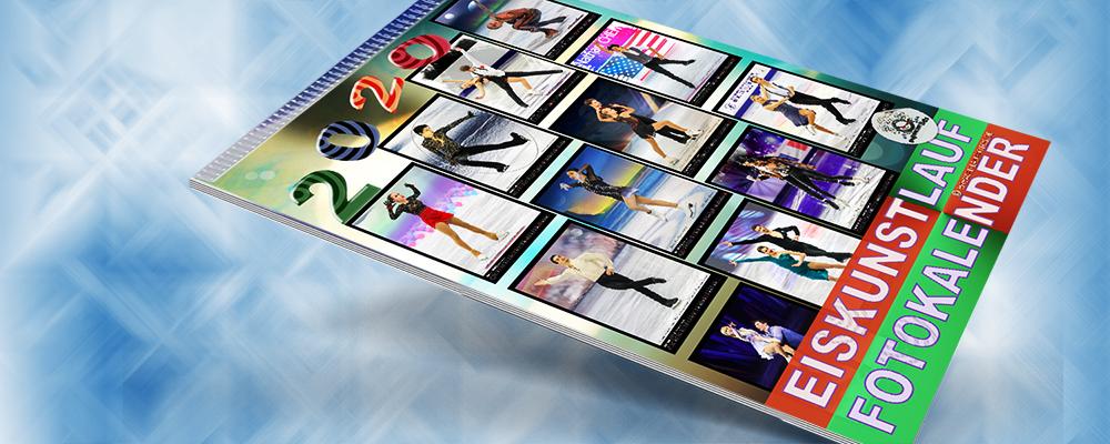 Eiskunstlaufkalender 2020/2
