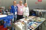 TTalerstand mit Heinz, René, Reinhold (vlnr)