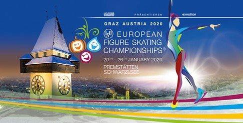 Europameisterschaften 2020 Graz / Österreich