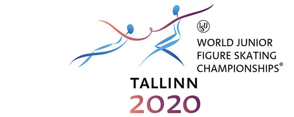 ISU Juniorworld Championchip 2020 Tallinn/Estland